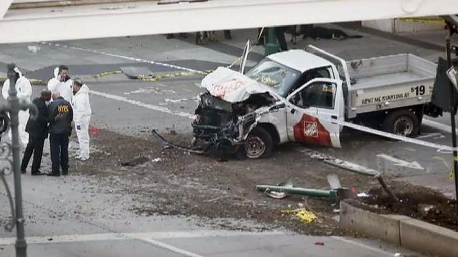 Timeline Of Recent Vehicle Attacks In Us Europe Fox News