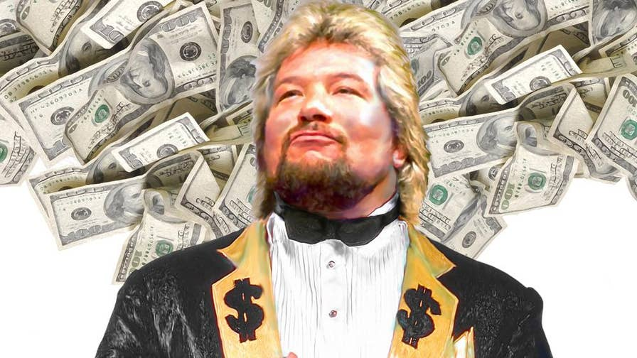 WWE Hall of Famer Ted DiBiase, known as 'The Million Dollar Man', and director Peter Ferriero talk to Fox News about their documentary 'The Price of Fame', and how Ted discovered redemption through becoming a minister.