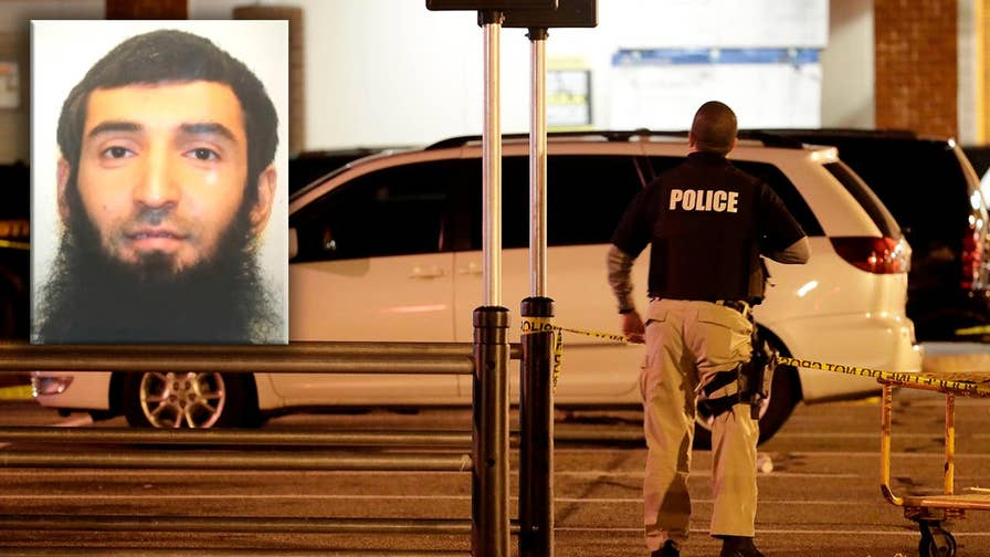 What authorities know about the terror attack suspect.