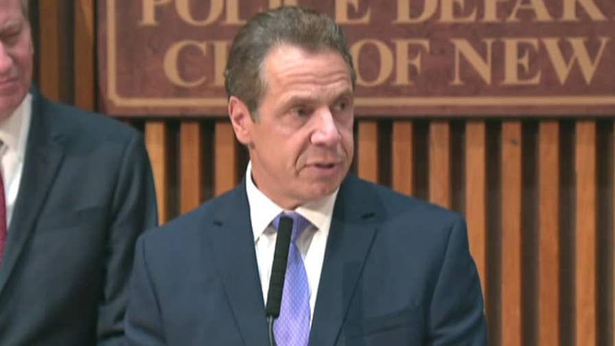 New York governor says the president's tweets politicized Tuesday's attack in Lower Manhattan and blaming individuals for immigration policy plays into terrorists' hands.