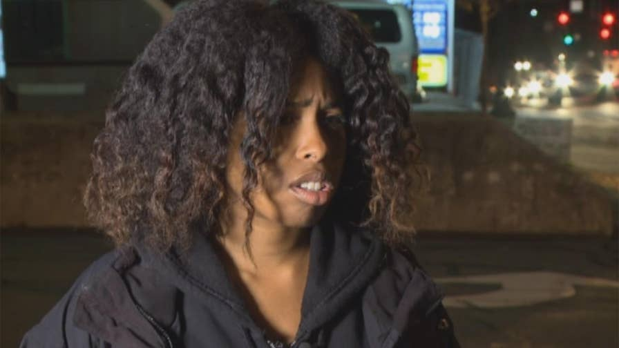 Chennel Rowe, a freshman at the University of Hartford, says she was the target of bullying on campus by her roommate.