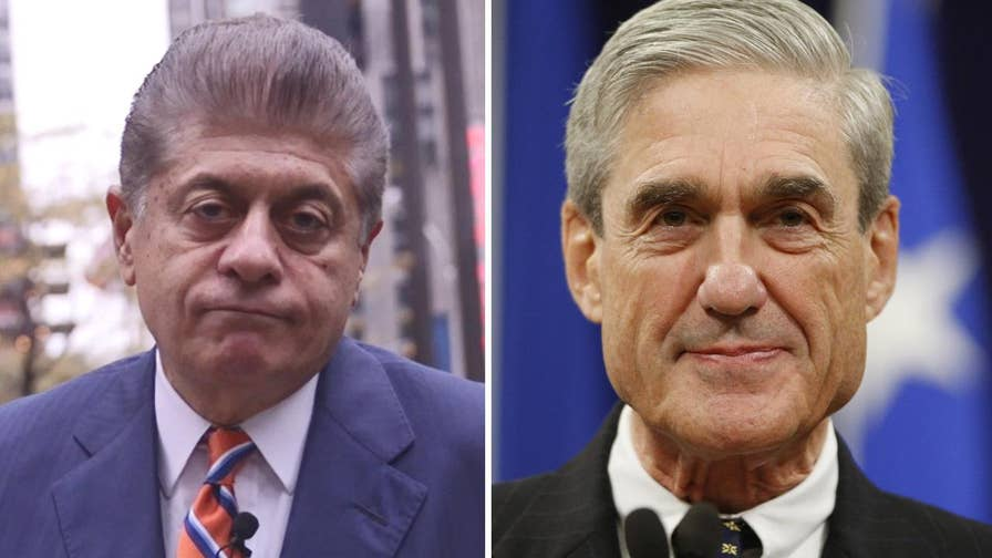Judge Napolitano's Chambers: Judge Andrew Napolitano explains why special counsel Robert Mueller indicted two former Trump associates in the Russian investigation even though Trump wasn't directly connected to their charges.