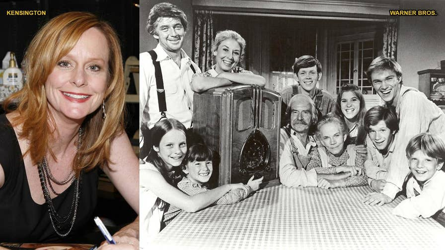 'Waltons' star Mary McDonough opens up about the health struggle she faced after getting breast implants at 24 and how she has become an activist for women's body image issues.