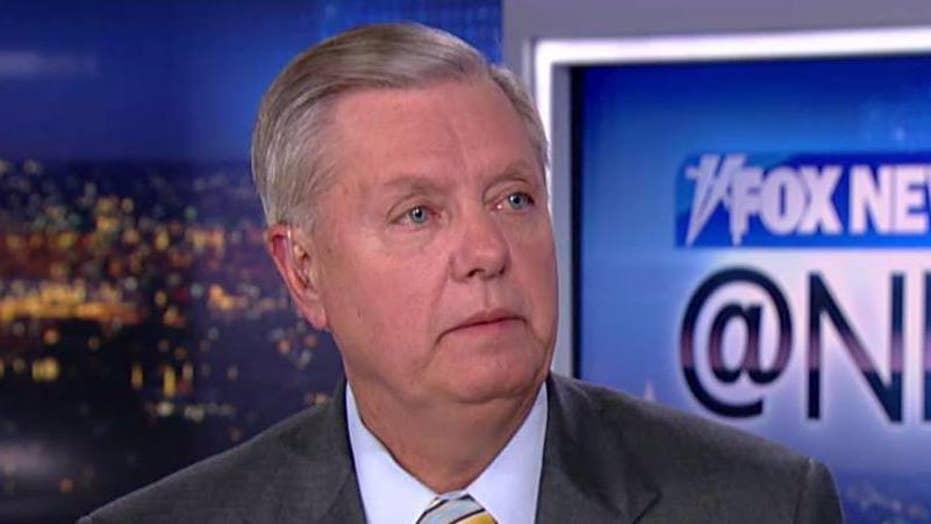 Sen. Graham: Trump understands we're in a religious war