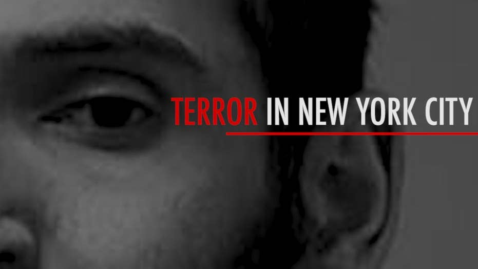 New York terror attack: Timeline of truck driver's rampage