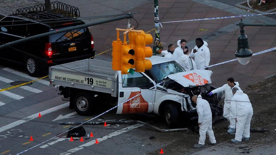 Jerusalem to New York City: Recent deadly vehicular terror attacks