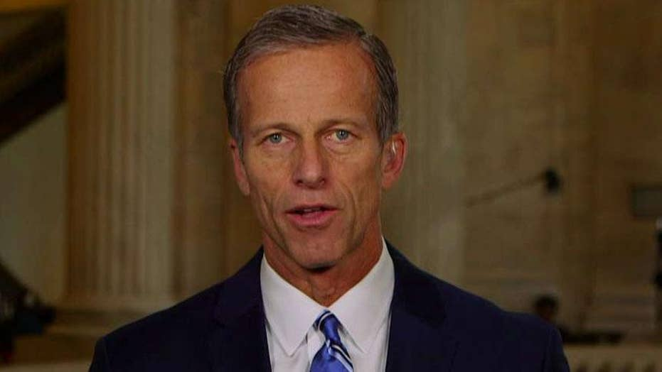 Sen. Thune: All Americans should receive tax relief
