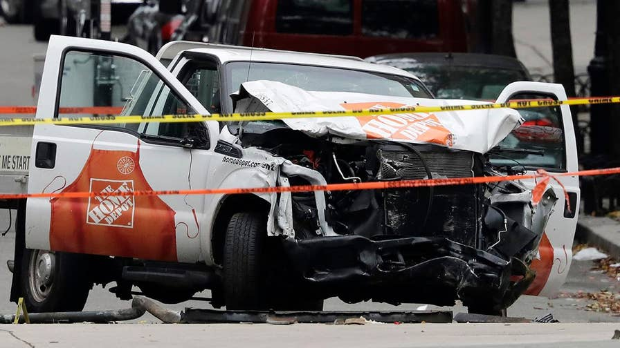 Greg Palkot reports on string of incidents where terrorists use vehicles to attack.