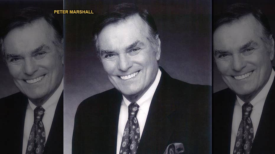 Peter Marshall almost turned down 'Hollywood Squares'