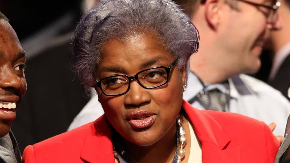 Brazile claims DNC rigged system to throw primary to Hillary