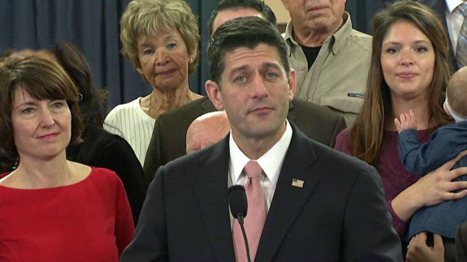 Paul Ryan: This plan is for squeezed middle class
