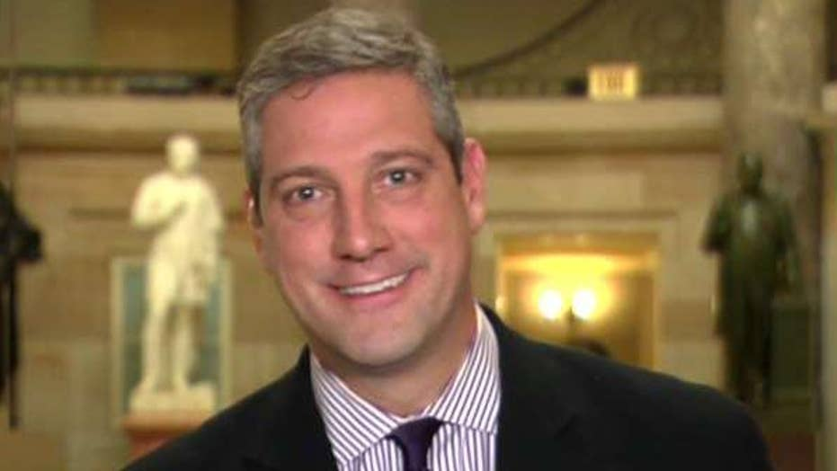 Rep. Tim Ryan: Not wise to borrow money to give tax cuts
