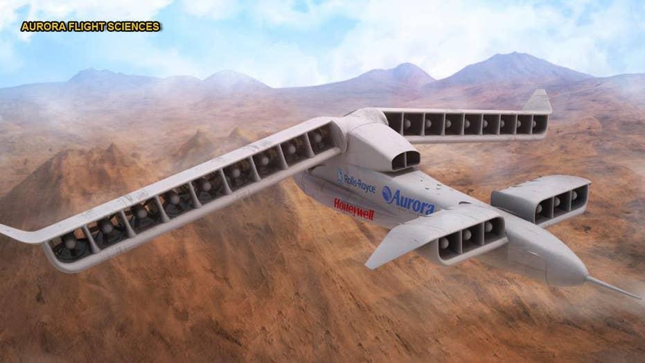 DARPA unveils revolutionary 'LightningStrike' drone