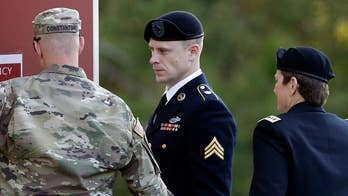 Judge gives deserter Bowe Bergdahl a slap on the wrist, our military members get a slap in the face