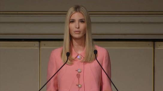 Ivanka Trump's Tokyo speech on sexual harassment, empowering women