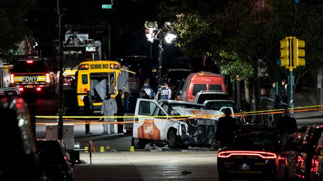 ISIS takes credit for deadly NYC terror attack