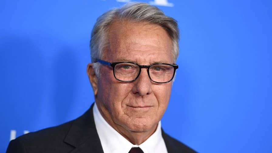 Dustin Hoffman is facing allegations from a female member of the production team that worked on a 1985 TV.