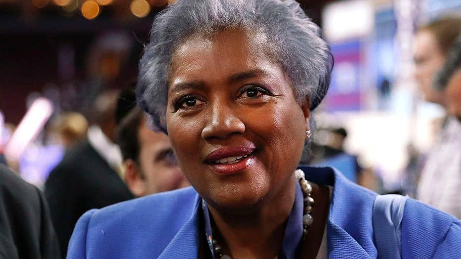Donna Brazile says Clinton campaign took over DNC