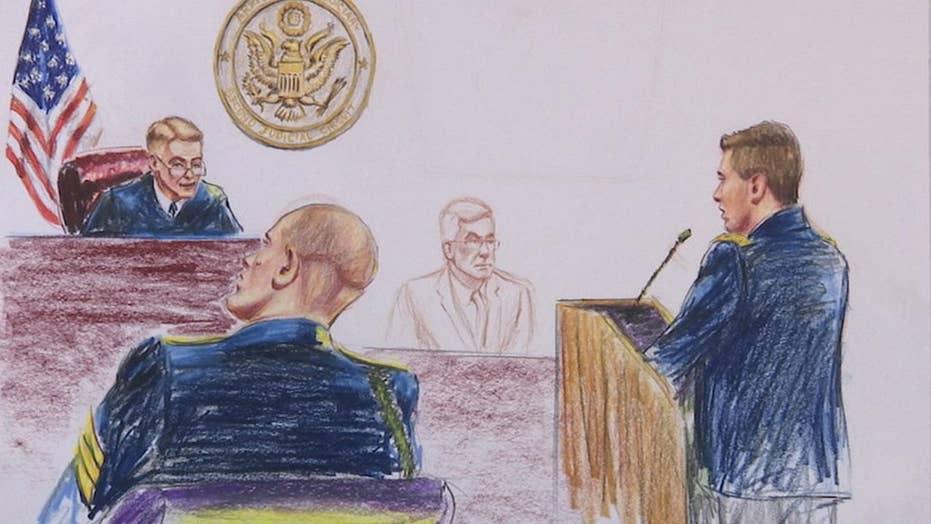 Prosecutors say Bergdahl should serve 14 years in prison