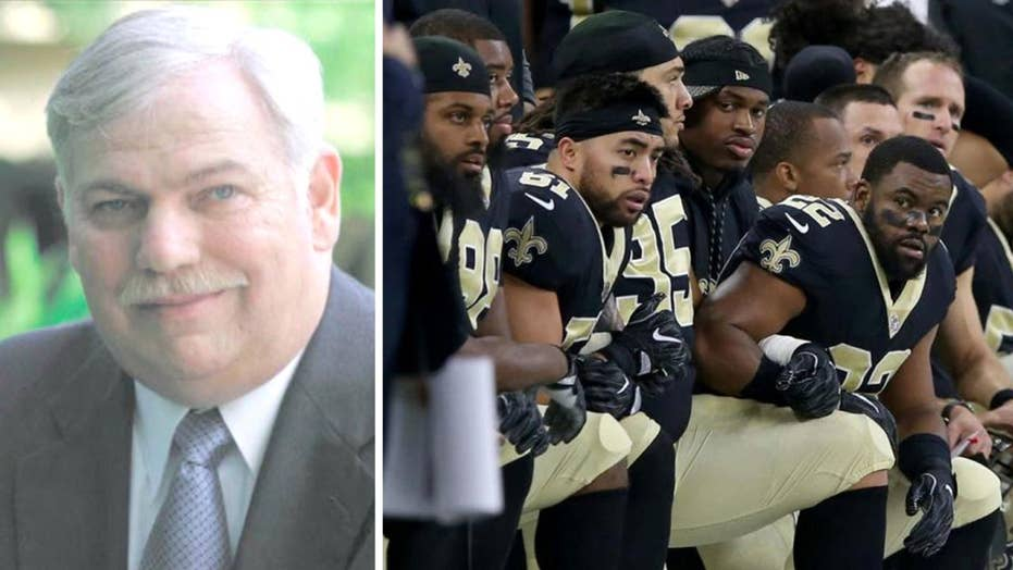 Disabled Navy vet refuses award from New Orleans Saints