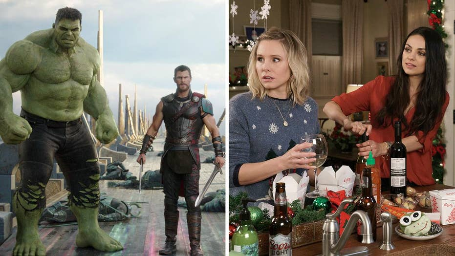 Kevin at the Movies: 'Thor: Ragnarok,' 'Bad Moms Christmas'
