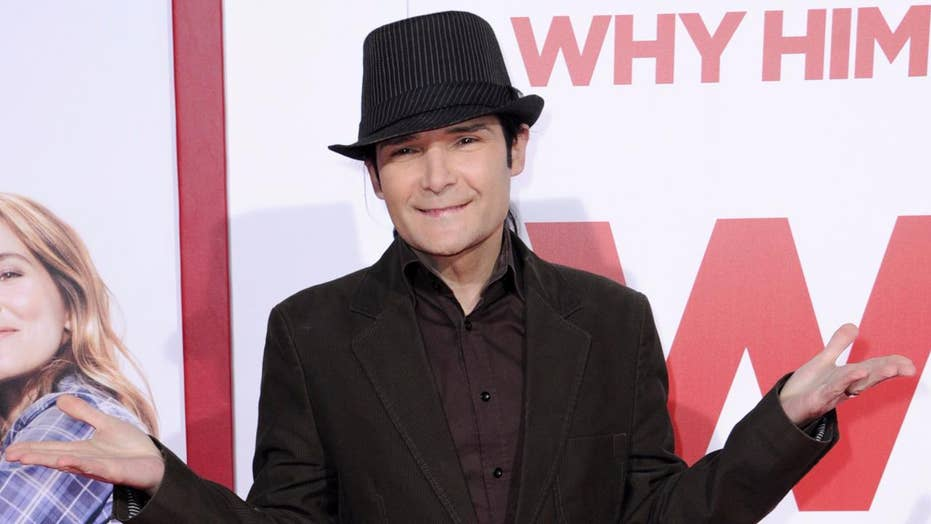 Corey Feldman reveals the name of his sexual predator