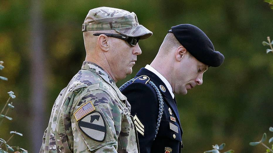 Bergdahl avoids prison time, gets dishonorable discharge