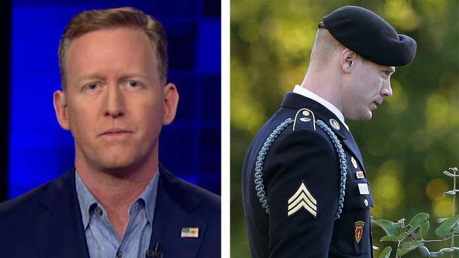 The man who killed Usama bin Laden sounds off on judge's decision not to give convicted Army deserter Bowe Bergdahl any jail time, wonders it was a personal statement against the Trump administration. #Tucker