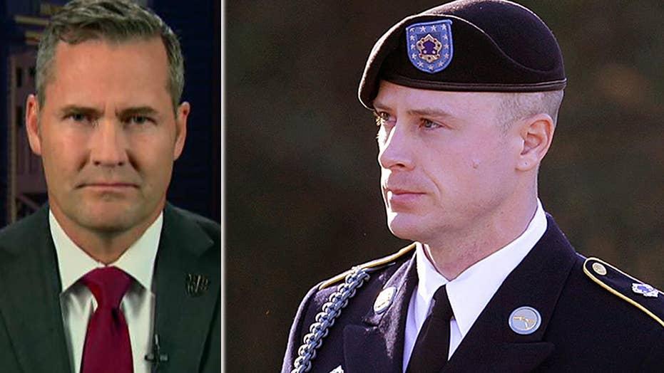 Lt. Col. Michael Waltz 'devastated' by Bergdahl sentencing
