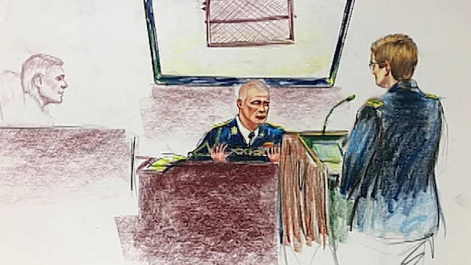 Judge announces punishment for army Sgt. Bowe Bergdahl