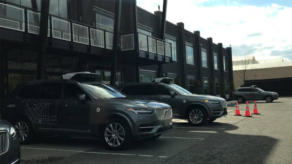 Uber prepares for next generation self-driving car