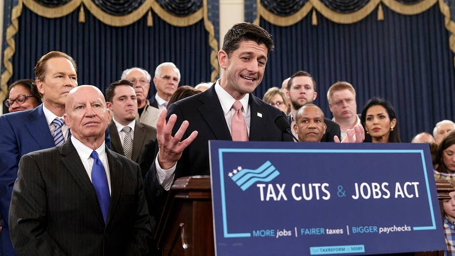 Critics claim GOP missed opportunity for big, bold tax plan