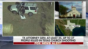 At Least 26 Killed In Mass Shooting At Texas Church Fox News