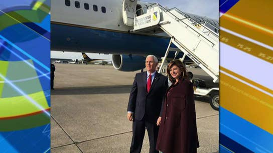 Pence on the goals of Trump's Asia trip, immigration issues