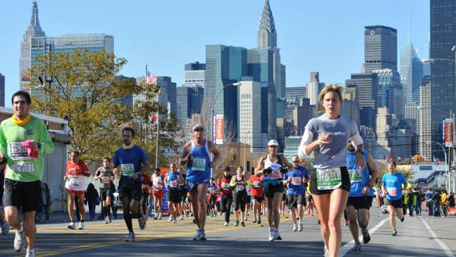 More than 50,000 expected to run in NYC marathon