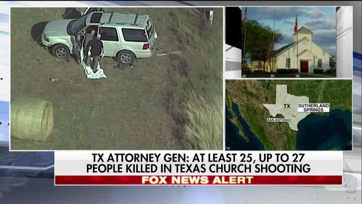 Texas Attorney General: Church Shooting Is 'Going to Happen Again'