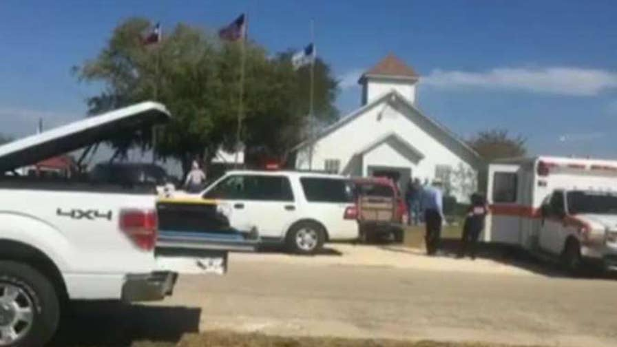 Bryan Llenas reports on latest information out of Sutherland Springs, Texas.