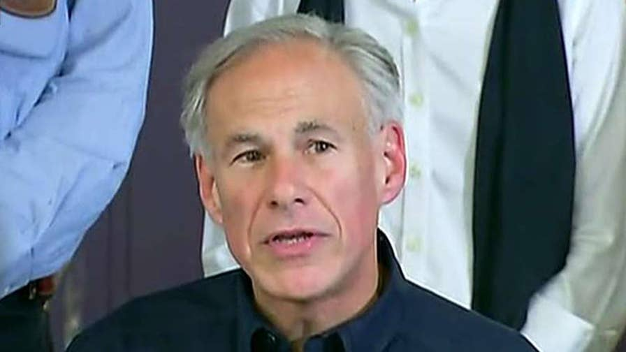 Texas governor shares information after the largest shooting in the state's history.