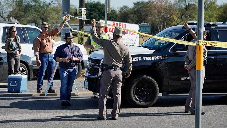 FBI and ATF investigating Texas church massacre