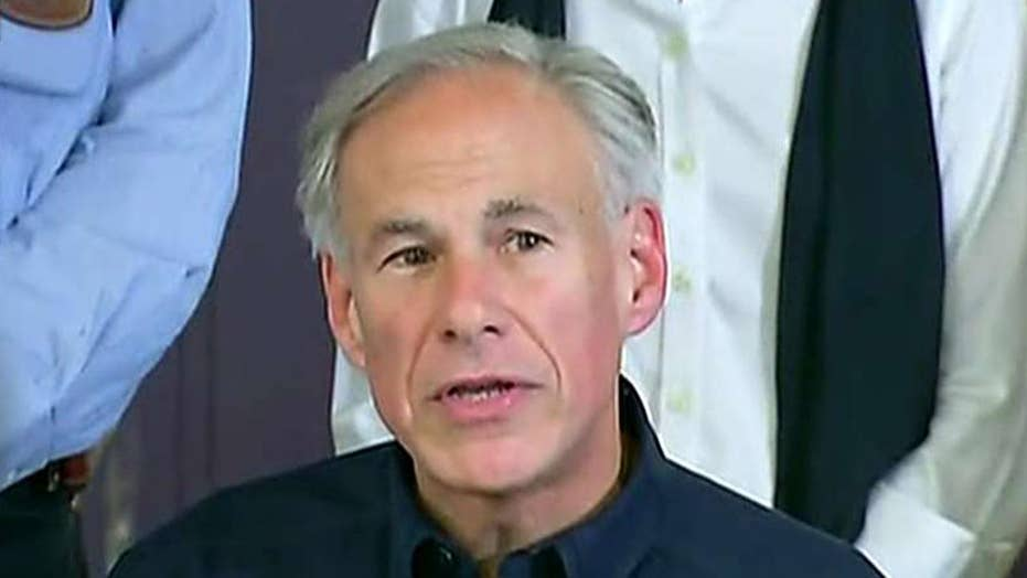 Gov. Greg Abbott: 26 lives lost in church shooting