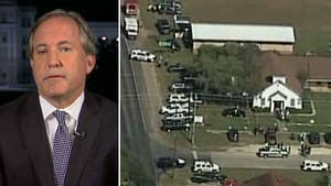 After the church shooting massacre, Ken Paxton says he'd rather arm law-abiding citizens than disarm them.