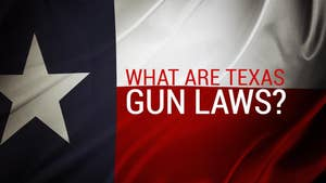 After a gunman opened fire in a small town Texas church, killing at least 26 people, here's a look at Texas' gun laws.
