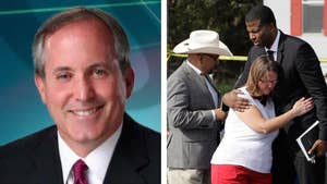Ken Paxton says houses of worship should think through how they would mitigate a deadly attack similar to the one that killed at least 26 people in Sutherland Springs.
