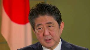On 'Special Report,' Japan's prime minister on promoting strong American relations and economic ties.