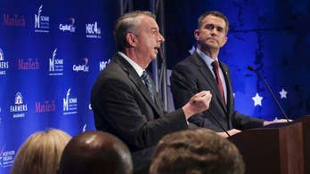 """Virginia is one of only two states that have off-year governor's races on Election Day 2017.  Here's why the Virginia race is getting national attention and how the """"Trump effect"""" could impact the battle between Republican Ed Gillespie and Democrat Ralph Northam."""