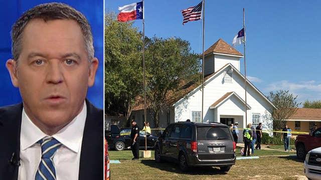 Gutfeld on the Texas church shooting