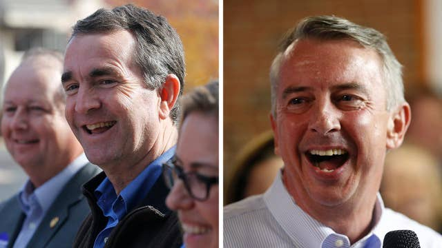 Where the Virginia gubernatorial race stands on election eve