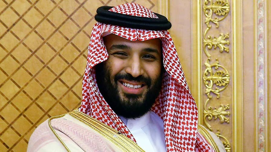 Sweep viewed as show of force by Mohammed bin Salman; Connor Powell reports.