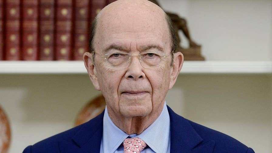 The Paradise Papers reportedly name Donald Trump's Commerce Secretary Wilbur Ross for not disclosing business ties to the Kremlin. Watch the video to find out how and whether or not the Commerce Dept is responding.