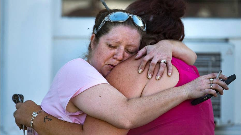 Texas church massacre: Timeline of US church shootings